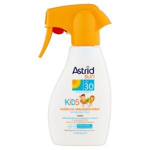 Astrid Sun dětské mléko na opalování ve spreji OF 30 200ml