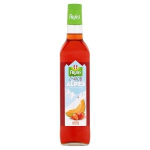 Fruiss Sirup s přídavkem šťávy z cukrového melounu a jahod 70cl