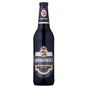 Lobkowicz Premium černý ležák 0,5l