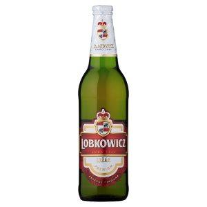 Lobkowicz Premium pivo světlý ležák 0,5l