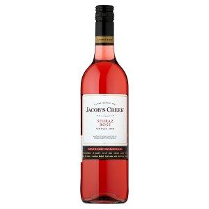 Jacob's Creek Shiraz Rosé 2010 růžové víno 750ml