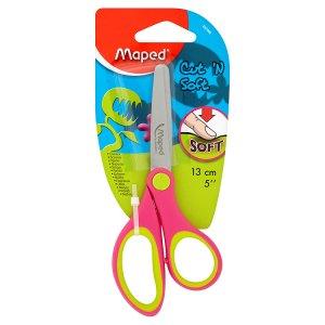Maped Cut'n Soft nůžky 13cm