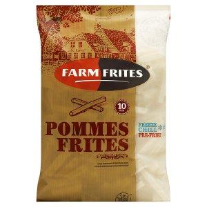 Farm Frites Hranolky 10mm 2500g
