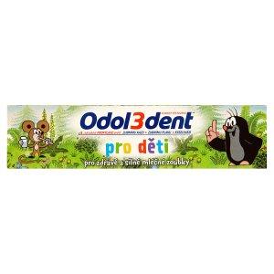 Odol3dent Zubní pasta pro děti s ovocnou příchutí 50ml