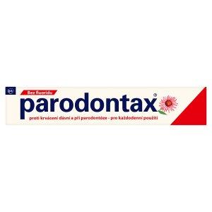 Parodontax Zubní pasta bez fluoridu proti krvácení dásní a při parodontóze 75ml