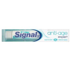 Signal Anti-age expert zubní pasta 75ml