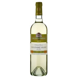 Zámecké Vinařství Bzenec Cellarium Bisencii Veltlínské zelené 2013 suché bílé víno 75cl
