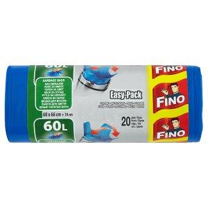 Fino Pytle na odpadky 60l 20 ks