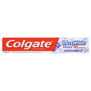 Colgate Max White Shine Zubní pasta 75ml