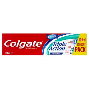 Colgate Triple Action Zubní pasta 100ml