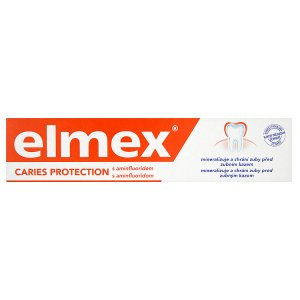 elmex Caries Protection Pasta s aminfluoridem 75ml
