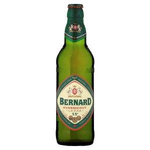Bernard Kvasnicový ležák 0,5l