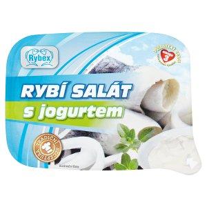 Rybex Rybí salát s jogurtem 135g