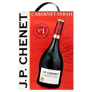 J.P. Chenet Cabernet-Syrah červené víno suché 3l