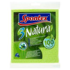 Spontex Natura velmi savá a odolná utěrka 3 ks