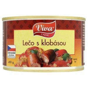 Viva Carne Lečo s klobásou 400g