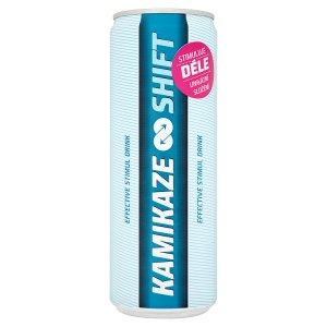 Kamikaze Shift nealkoholický nápoj s vitamíny 355ml