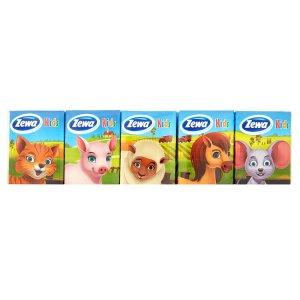 Zewa Kids Papírové kapesníčky 10 x 10 ks