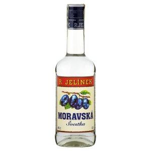 R. JELÍNEK Moravská švestka 40% 0,5l