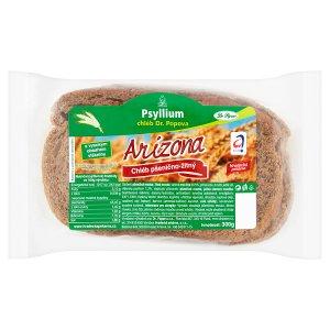 Dr. Popov Arizona chléb pšenično-žitný s obsahem psyllia 300g