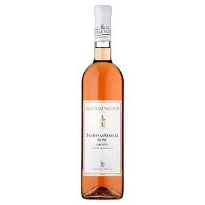 Château Valtice Svatovavřinecké rose jakostní víno 0,75l