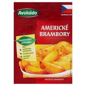 Avokádo Americké brambory kořenící přípravek sypký 35g
