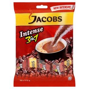 Jacobs 3v1 (2v1, Latte) instantní káva 10 ks, různé druhy
