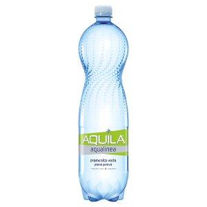 Aquila Aqualinea Pramenitá voda 1,5l, různé druhy