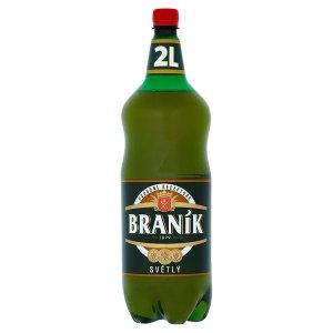 Braník Pivo výčepní světlé 2,0l (PET)