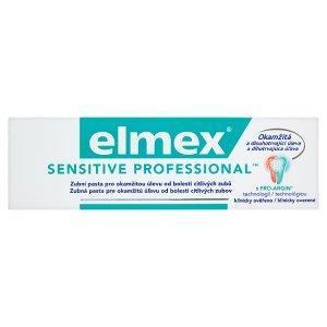 Elmex Sensitive Professional Zubní pasta pro okamžitou úlevu od bolesti citlivých zubů 75ml