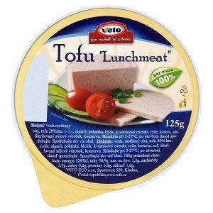 Veto Tofu lunchmeat 125g