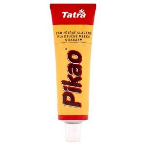 Tatra Pikao zahuštené slazené plnotučné mléko s kakaem 75g