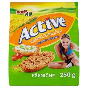 Bona Vita Active Křehké rohlíčky 250g, vybrané druhy