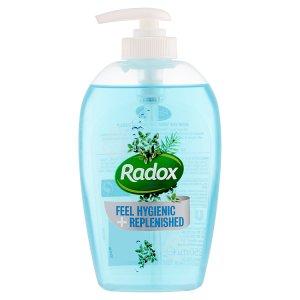 Radox tekuté mýdlo 250ml, vybrané druhy