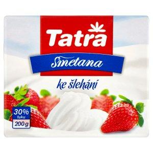 Tatra Smetana ke šlehání 200g