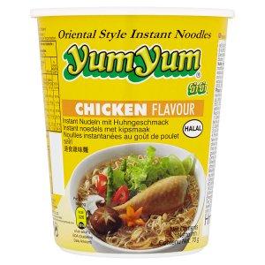 YumYum Instantní nudlová polévka 70g, vybrané druhy