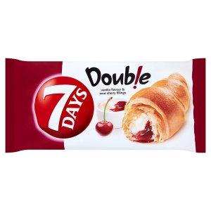 7 Days Double Croissant, vybrané druhy
