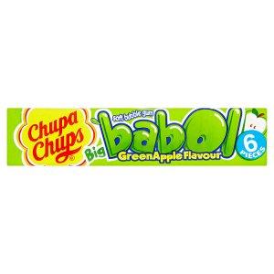 Chupa Chups Big babol žvýkačka 6 ks 27,6g