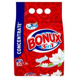 Bonux 3v1 prací prášek 20 praní 1,5kg