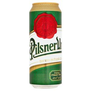 Pilsner Urquell Pivo ležák světlý 0,5l plechovka v akci
