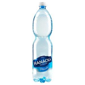 Hanácká Kyselka Přírodní minerální voda sycená 1,5l