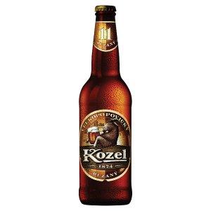 Velkopopovický Kozel 11 řezaný 500ml