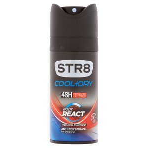 STR8 Cool + Dry Tělový deodorant antiperspirant 150ml