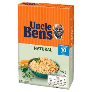 Uncle Ben's Rýže natural 500g