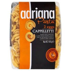 Adriana těstoviny vaječné sušené 400g, vybrané druhy