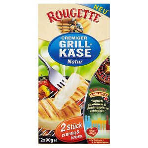 Rougette Zrající sýr s bílou plísní na povrchu krémový 2 x 90g
