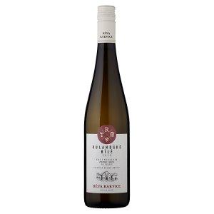 Réva Rakvice Rulandské bílé víno s přívlastkem pozdní sběr polosuché 750ml