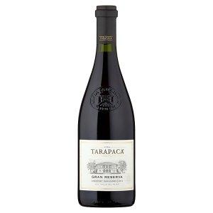 Viña Tarapacá Gran Reserva Cabernet Sauvignon červené víno 0,75l