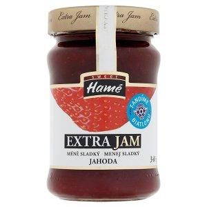 Hamé Sweet Extra Jam 340g, vybrané druhy