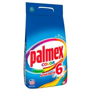 Palmex prací prášek 55 dávek, vybrané druhy